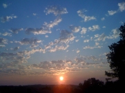 Sunrise ©2011 Lynn Emberg Purse, All Rights Reserved