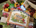 image of seed catalogs