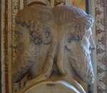 Janus sculpture in the Vatican Museum