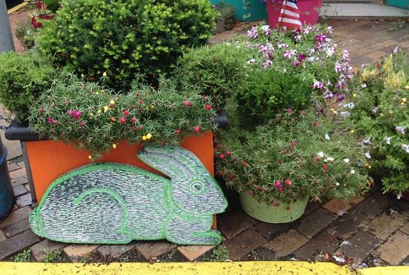Street planters