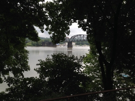 View of the Allegheny River